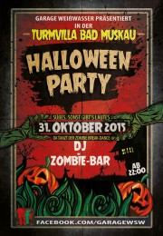 DIE HALLOWEEN-PARTY!